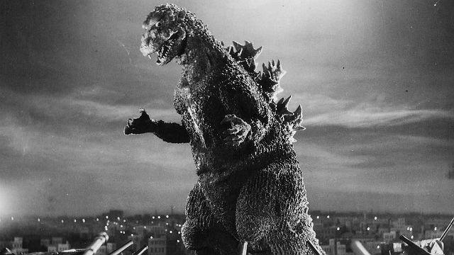 Godzilla japones