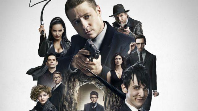 Gotham 2a temporada viloes