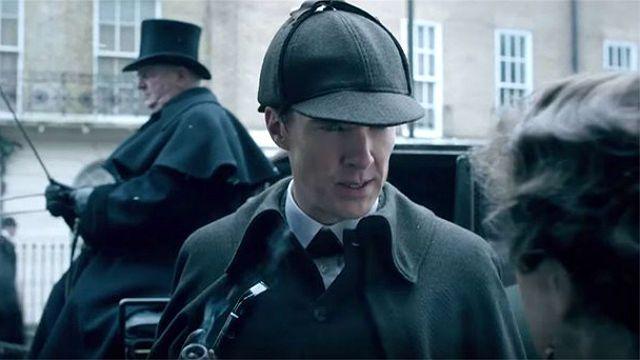 Benedict Cumberbatch é primo distante do autor de Sherlock Holmes