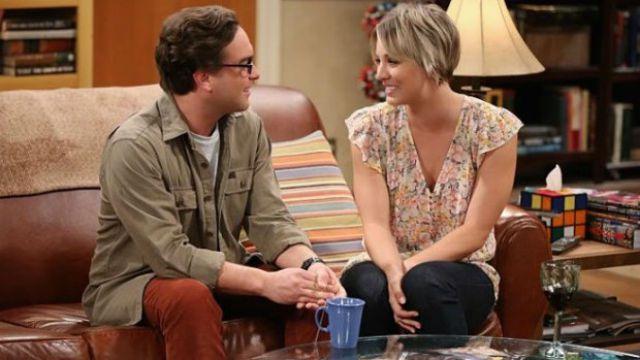 The Big Bang Theory Penny Leonard