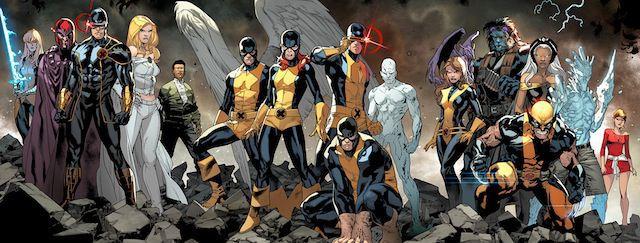 X-Men serie