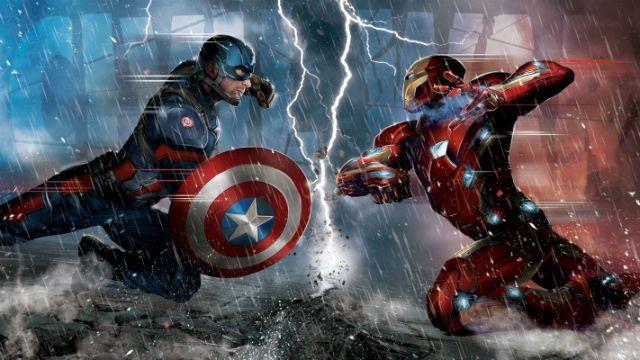 Resultado de imagem para Capitão América: Guerra Civil