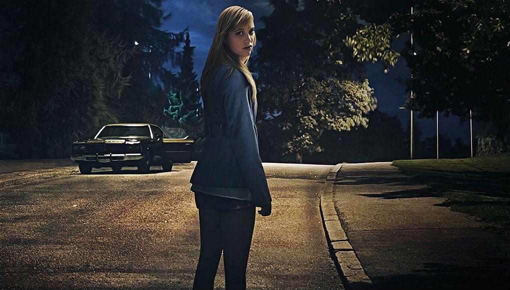 Maika Monroe em Corrente do Mal (2014)