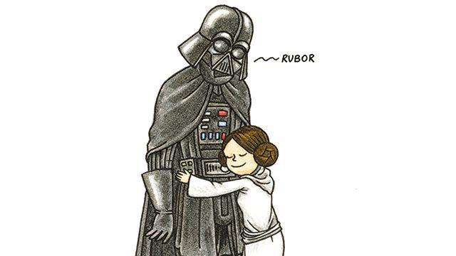 star wars dia dos pais