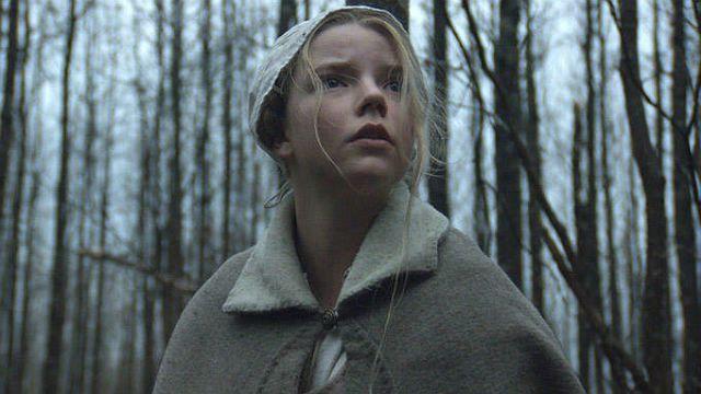 Anya Taylor-Joy em A Bruxa