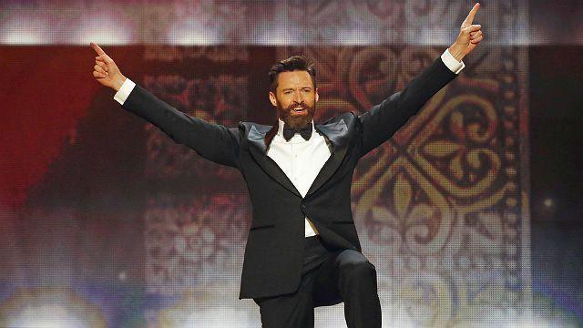 Hugh Jackman em The Greatest Showman on Earth