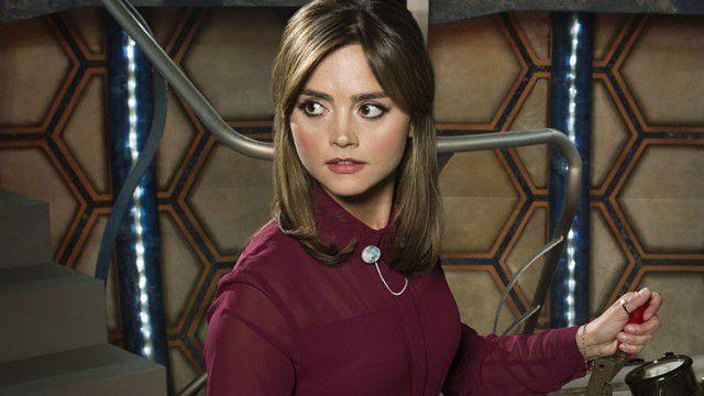 Jenna Coleman em Doctor Who