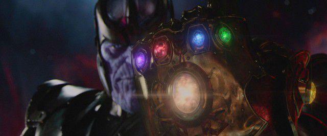 Thanos em Vingadores 3