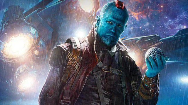Yondu, personagem interpretado por Michael Rooker