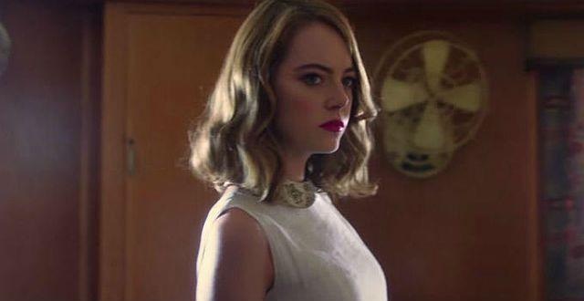 Emma Stone em La La Land