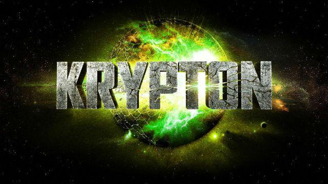 Resultado de imagem para Krypton serie