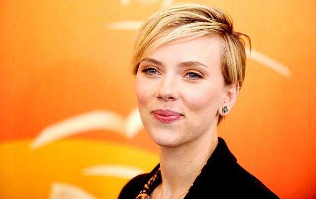 Scarlett Johansson quer ser princesa da Disney
