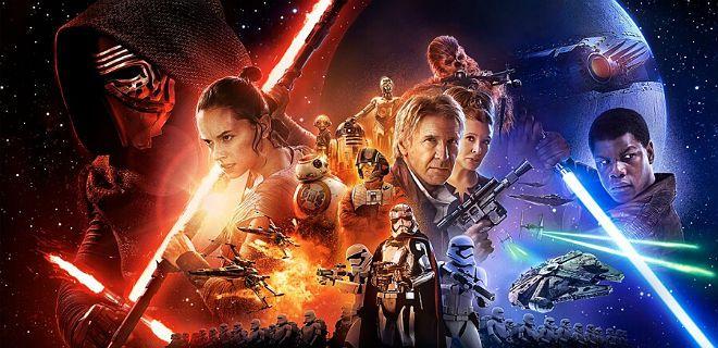 Star Wars O Despertar da Forca