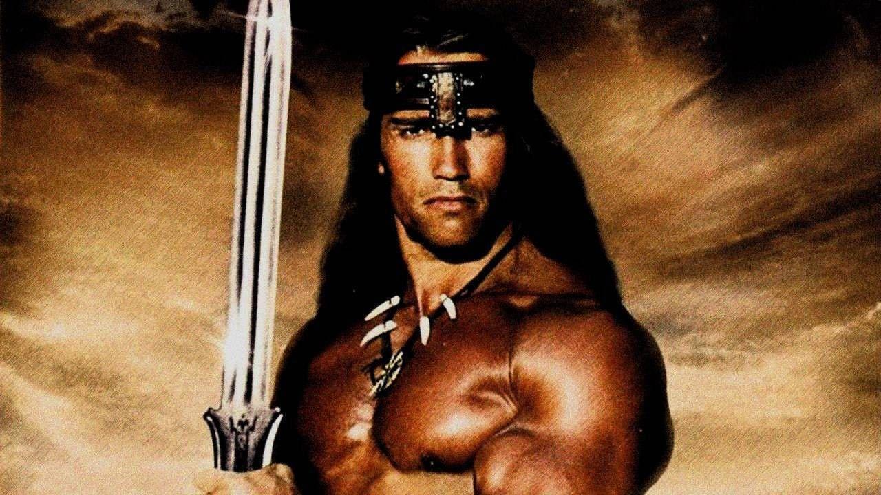 Arnold Schwarzenegger em Conan