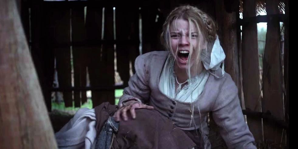 Anya Taylor-Joy em A Bruxa (2015)
