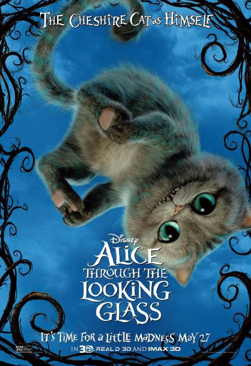 Alice No País Das Maravilhas 2 Diretor Fala Sobre O Vilão Do Filme