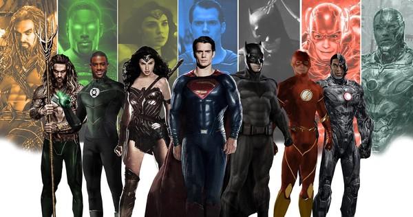 Resultado de imagem para Liga da Justiça (filme)