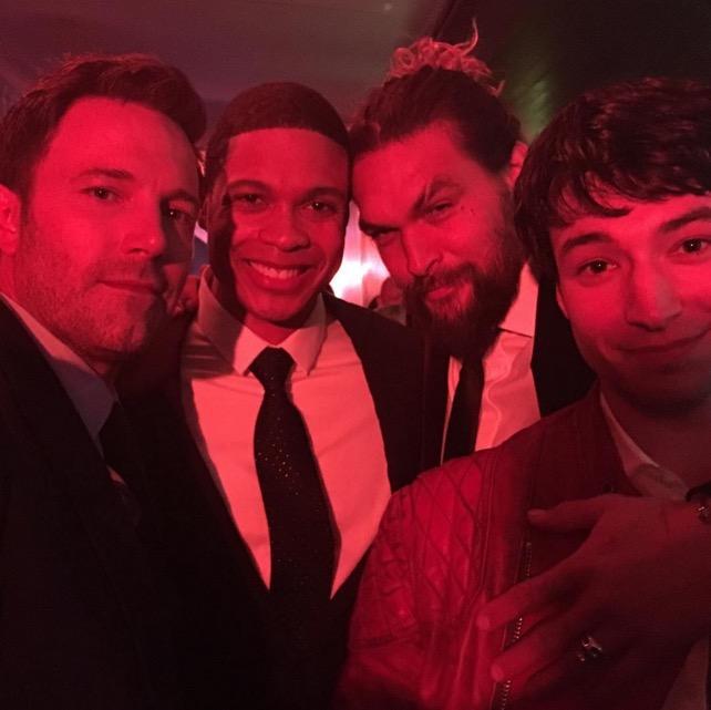 Actors Ben Affleck Amber Heard Henry Cavill And Jason: Elenco Se Reúne Em Pré-estreia De Batman
