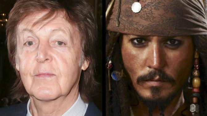 Paul McCartney é confirmado em Piratas do Caribe: A Vingança de Salazar