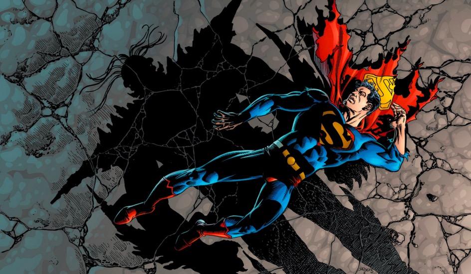 supermanmorte