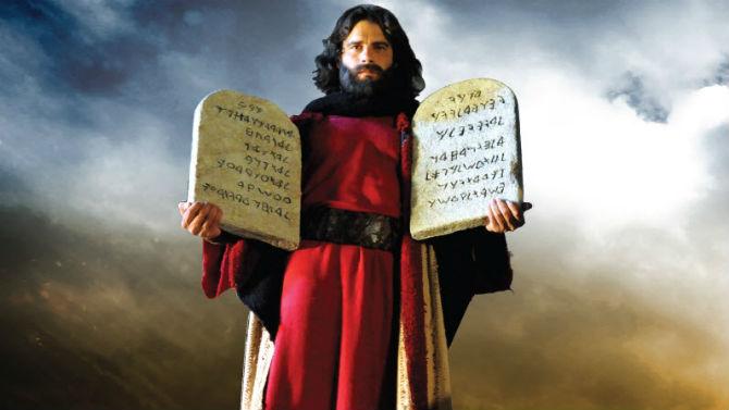 Resultado de imagem para os dez mandamentos