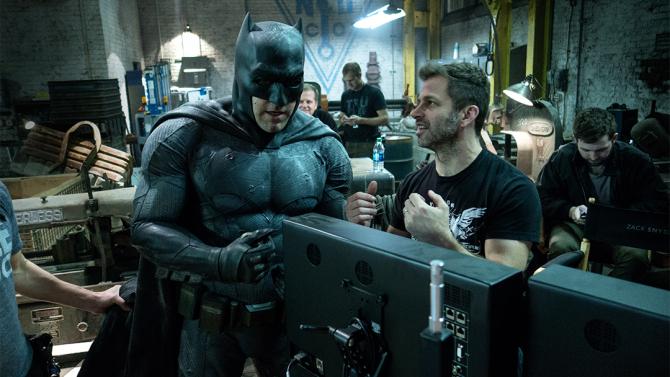 Homem-Morcego e Zack Snyder
