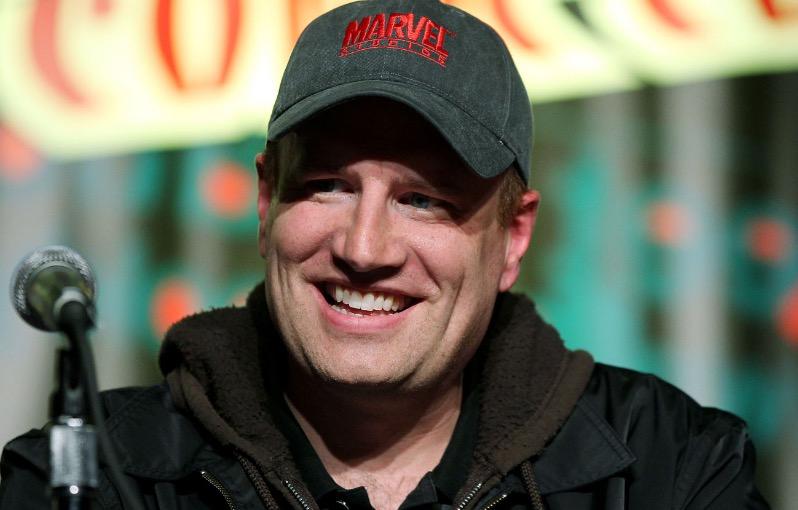 Kevin Feige, produtor e chefão da Marvel Studios