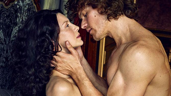 Caitriona balfe nude sex in outlander on scandalplanetcom - 5 7