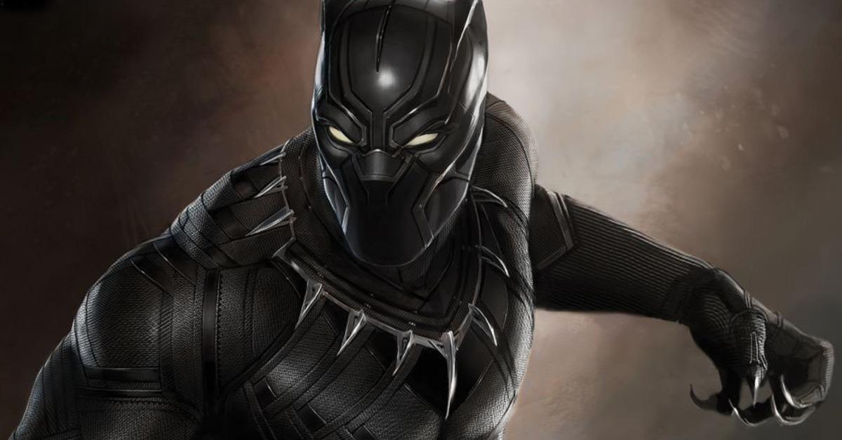 Chadwick Boseman, o 'Pantera Negra', divulga vídeo no set de 'Vingadores 3'