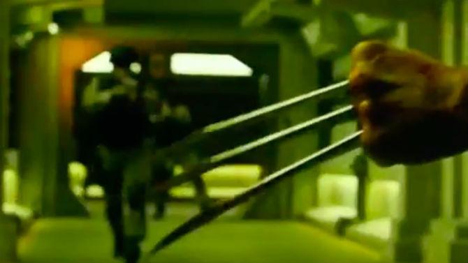 wolverine no trailer de x-men