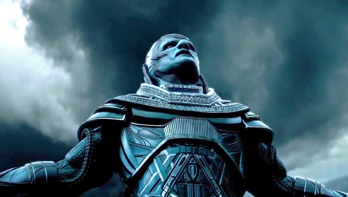 Oscar Isaac em X-Men: Apocalipse