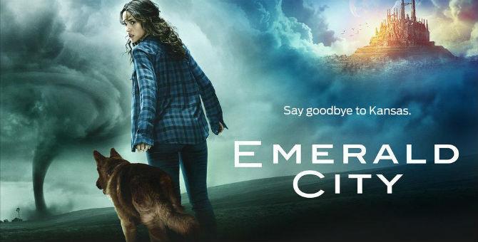 Resultado de imagem para série emerald city