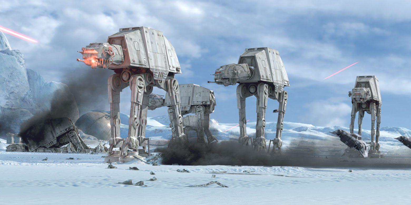 AT-AT de Star Wars