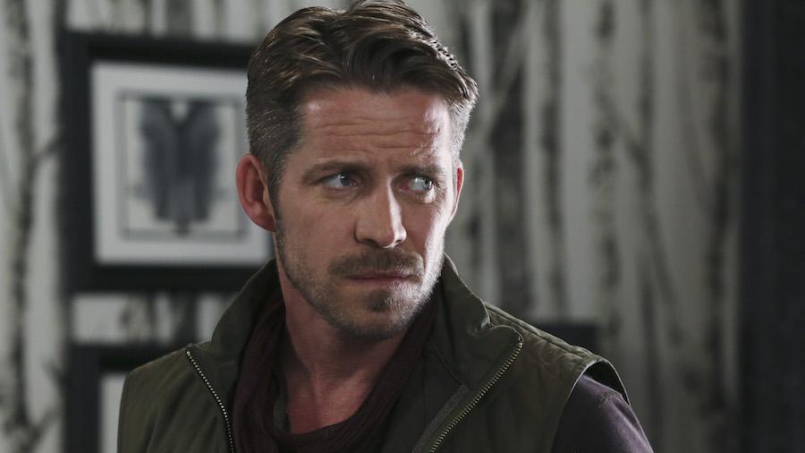 Sean Maguire como Robin Hood
