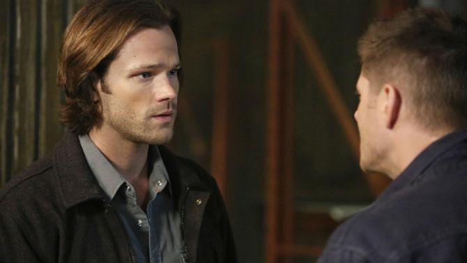Sam Winchester em Supernatural