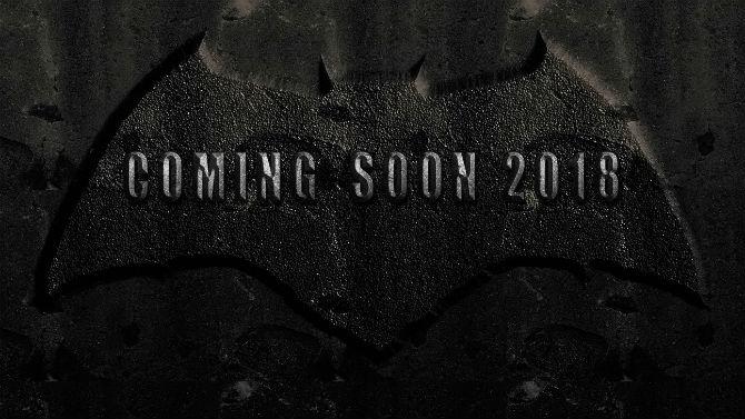 the batman 2018