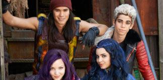 Descendentes, telefilme da Disney Channel.