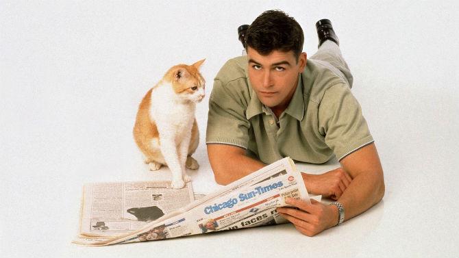 Kyle Chandler na série Edição de Amanhã (1996-2000)
