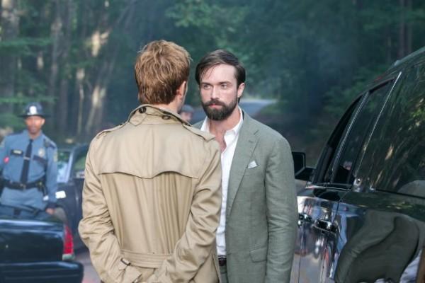 Emmet J Scanlan como James Corrigan em Constantine