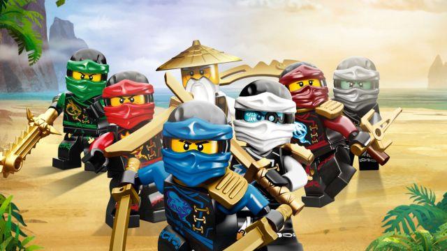 Resultado de imagem para The Lego Ninjago