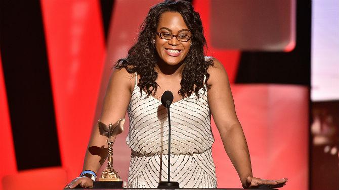Mya Taylor e seu Independent Spirit Award