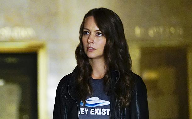 Amy Acker como Root em Person of Interest