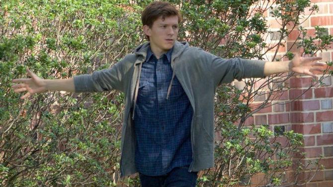 De Volta Ao Lar | Confira novas imagens oficiais do filme — Homem-Aranha
