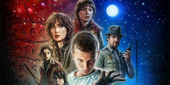 Stranger Things Trailer E Cartaz Da Série Da Netflix