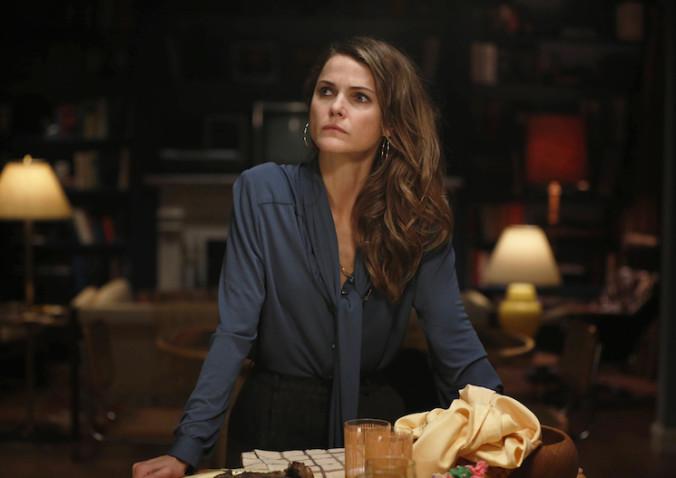 Elizabeth Jennings (Keri Russell) em The Americans