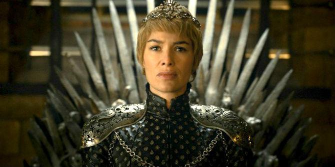 Lena Headey como Cersei em Game of Thrones