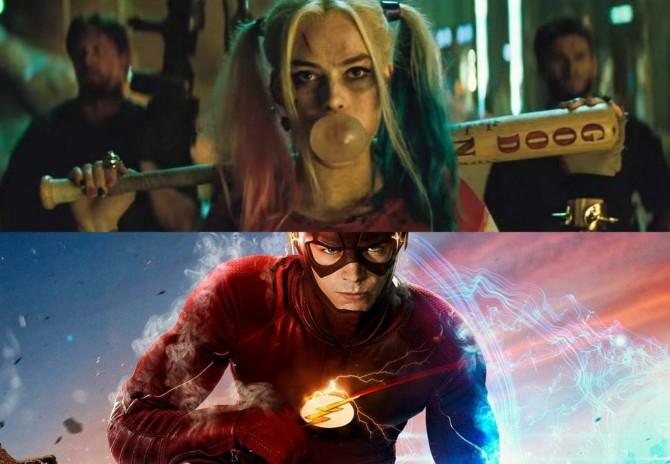 Esquadrão Suicida e The Flash