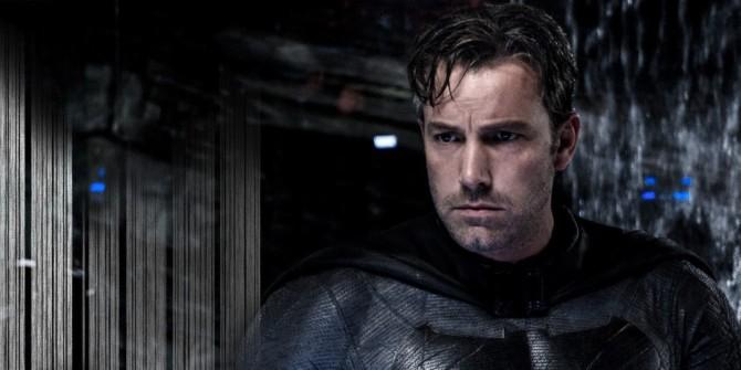 Batman Bruce