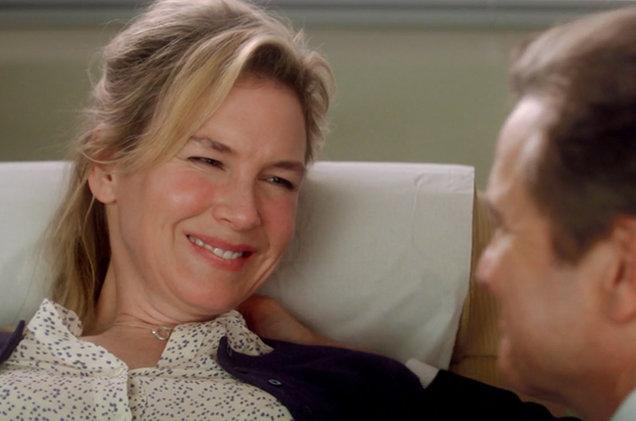 Renée Zellweger no trailer de O Bebê de Bridget Jones