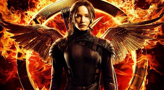 Katniss em Jogos Vorazes